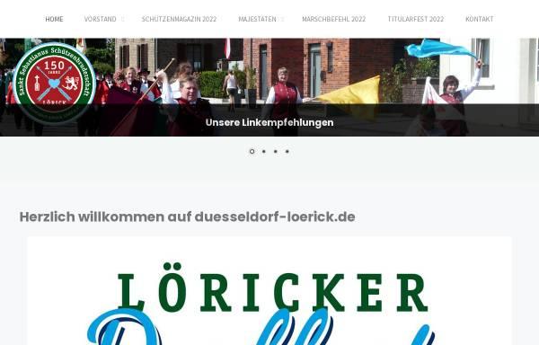 Vorschau von www.duesseldorf-loerick.de, Lörick