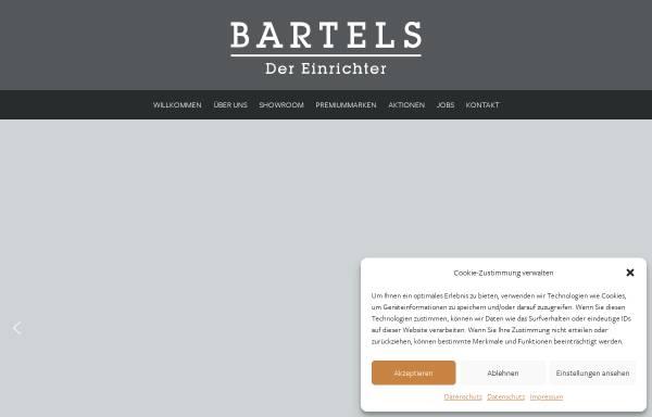Vorschau von www.bartels-einrichtungshaus.de, Bartels Einrichtungshaus