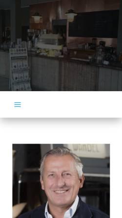 Vorschau der mobilen Webseite www.wandel-einrichtungsobjekte.de, Wandel Antik, Markus Wildhagen