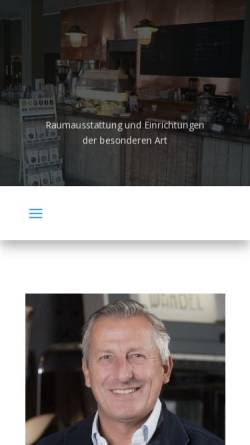 Vorschau der mobilen Webseite wandel-raumkonzepte.de, Wandel Antik, Markus Wildhagen