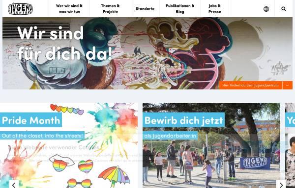 Vorschau von www.jugendzentren.at, VJZ Community