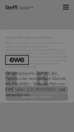 Ewe Kuchenzentrum Steffl Mobel Und Inneneinrichtung Wirtschaft Ewe