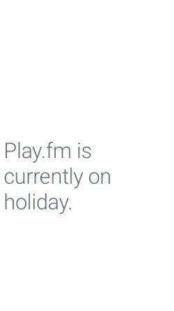 Vorschau der mobilen Webseite www.play.fm, PLAY.FM - Web-Radio & Audio Archive