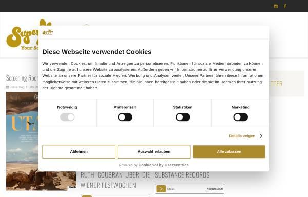 Vorschau von www.superfly.fm, superfly 98,3
