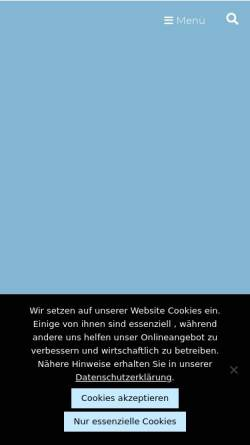 Vorschau der mobilen Webseite www.iatrum.de, Klinik am Rhein, Fachklinik für Plastische Chirurgie GmbH