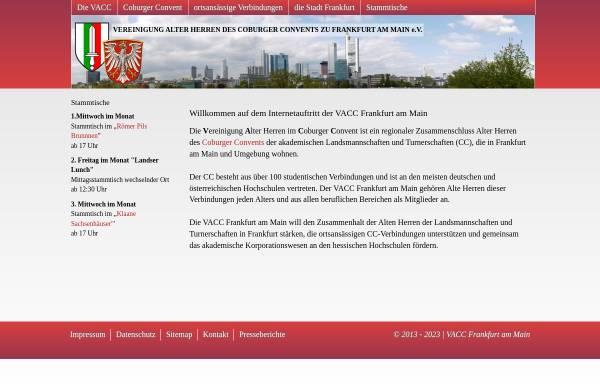 Vorschau von www.vacc.de, VACC Aller-Weser