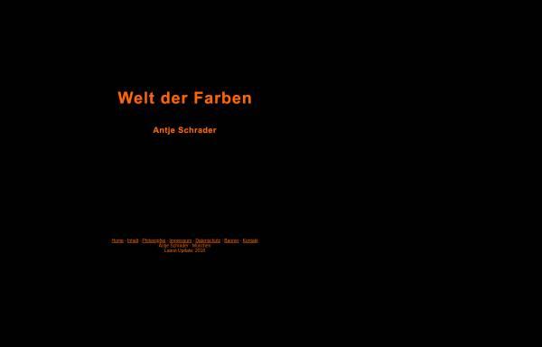 Vorschau von www.mucas.de, Schrader, Antje