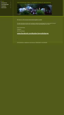 Vorschau der mobilen Webseite www.bunker-musik-kneipe.de, Bunker Musik Kneipe