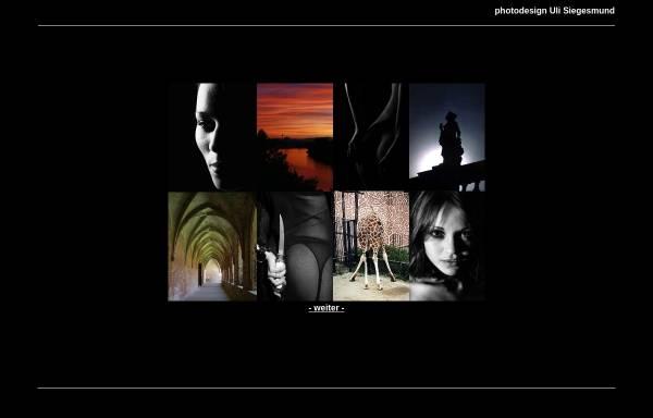 Vorschau von www.modell-foto.de, Siegesmund, Uli