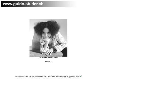 Vorschau von www.g-st.ch, Studer, Guido