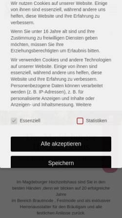 Sissi Brautmoden In Magdeburg Handel Wirtschaft Sissi Brautmoden De