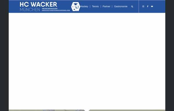 Vorschau von www.hcw.de, Hockey-Club Wacker e.V.