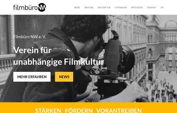 Vorschau von filmbuero-nw.de, Filmbüro NW