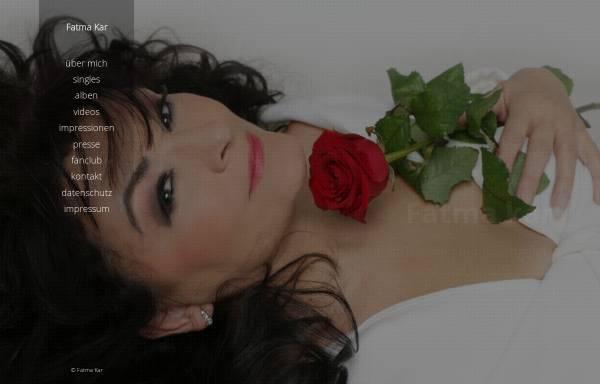 Vorschau von www.fatma-kar.de, Fatma Kar