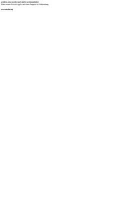 Vorschau der mobilen Webseite www.artefox.org, Artefox