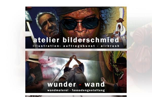 Vorschau von www.bilderschmied.de, Atelier Bilderschmied Franz Schmidt