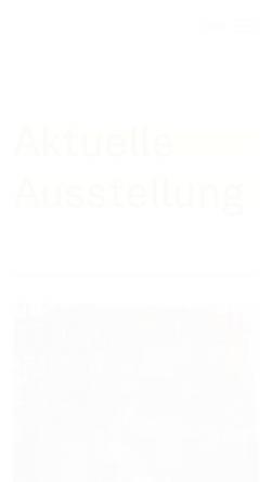 Vorschau der mobilen Webseite www.galerie-neuheisel.de, Galerie Neuheisel GmbH