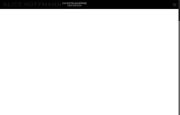 Vorschau von www.alicehoffmann.de, Hoffmann, Alice
