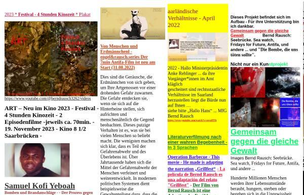Vorschau von www.ausstellung-rausch.de, Rausch, Bernd