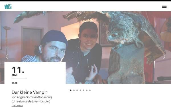 Vorschau von www.mittelsaechsisches-theater.de, Mittelsächsisches Theater Freiberg/Döbeln