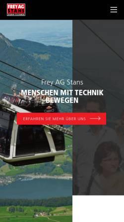 Frey Ag Stans Wirtschaft Stans Freyag Stans Ch