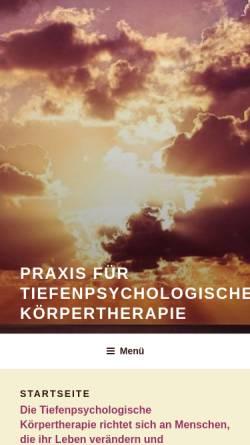 Vorschau der mobilen Webseite www.conny-philipp.de, Philipp, Conny