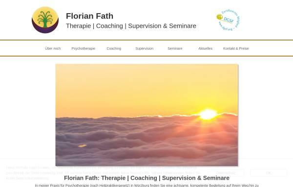 Vorschau von www.selbst-erleben.de, Florian Fath - Praxis für systemische Familientherapie