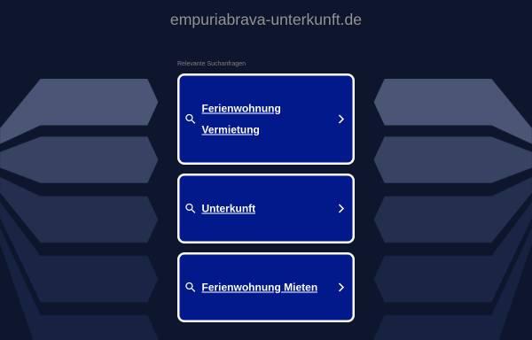Vorschau von www.empuriabrava-unterkunft.de, Empuriabrava Ferienhaus