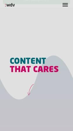 Vorschau der mobilen Webseite www.abenteuerreisen.de, Jenseits der Strände