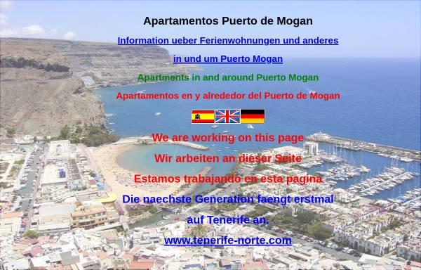 Vorschau von www.apartamentosmogan.com, Appartements in Puerto Mogan