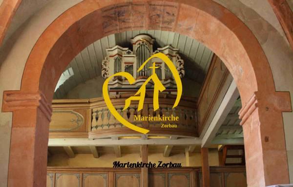Vorschau von www.marienkirche.zorbau.de, Marienkirche Zorbau