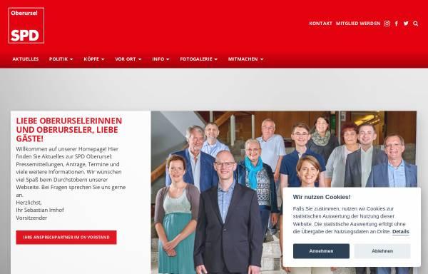 Vorschau von spd-oberursel.de, SPD Oberursel