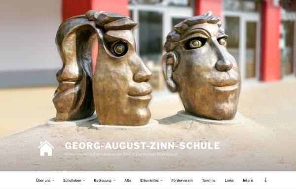 Vorschau von www.gaz-schule.de, Georg-August-Zinn-Schule