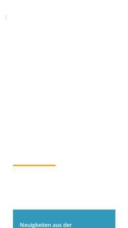 Vorschau der mobilen Webseite www.lernakademie-darmstadt.de, Lernakademie Darmstadt