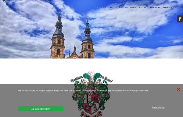 Vorschau von www.adolphiana.de, Studentenverbindung Adolphiana im CV