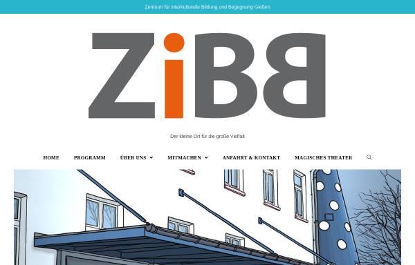 Vorschau von www.zibb-giessen.de, Verein und Zentrum für interkulturelle Bildung & Begegnung (ZiBB)
