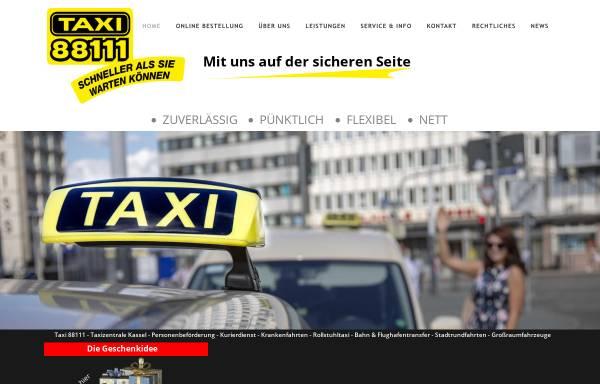 taxi call center kassel gmbh verkehr kassel taxi. Black Bedroom Furniture Sets. Home Design Ideas