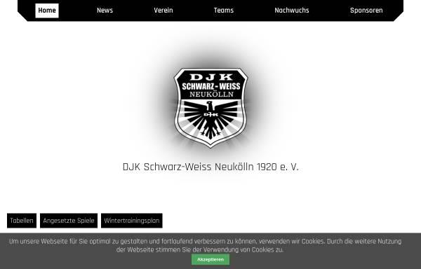 Vorschau von www.schwarz-weiss-neukoelln.de, Schwarz Weiß Neukölln 1920 e.V.