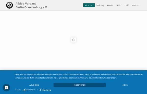 Vorschau von www.aikido-berlin-brandenburg.de, Aikido-Verband Berlin-Brandenburg e.V.