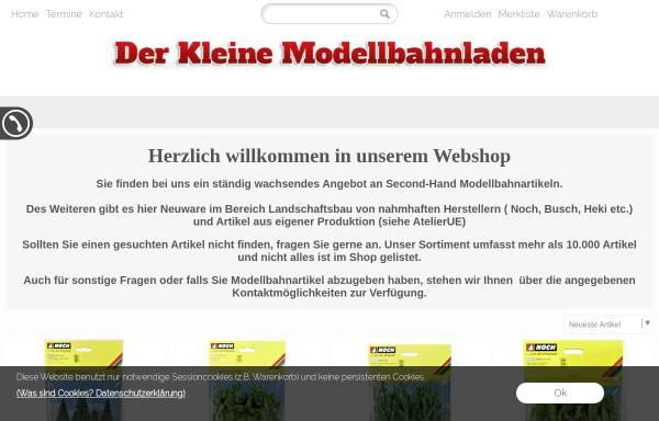 Vorschau von modellbahn-dioramen.de, Modellbahn und Dioramen, Matthias Prütz