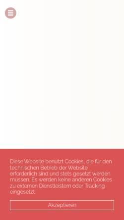 Vorschau der mobilen Webseite www.muldentalradweg.de, Muldentalradwanderweg