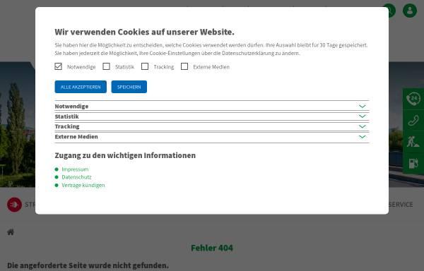 Vorschau von www.stadtwerke-pirna.de, Waldcamping Pirna