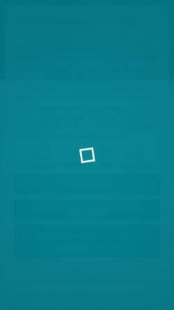 Vorschau der mobilen Webseite uvr-fia.de, UVR-FIA GmbH