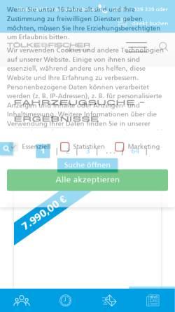 Vorschau der mobilen Webseite www.derautoheld.de, Auto Held