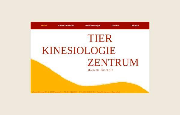 Vorschau von www.tierkinesiologie-zentrum.de, Tierkinesiologie Zentrum