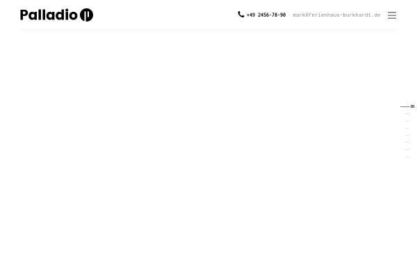 Vorschau von www.ferienhaus-burkhardt.de, Ferienhaus Burkhardt