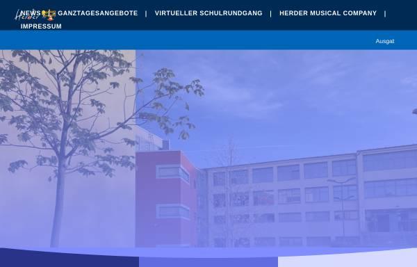 Vorschau von www.herders.de, Johann-Gottfried-Herder-Gymnasiums Pirna-Copitz