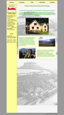Vorschau der mobilen Webseite www.burkhaeusel.de, Ferienwohnung Burkhäusel