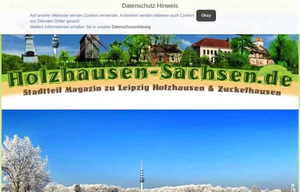 Vorschau von www.holzhausen-sachsen.de, Leipzig-Holzhausen