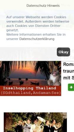 Vorschau der mobilen Webseite www.holzhausen-sachsen.de, Leipzig-Holzhausen